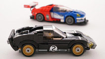 Lego Ford GT and GT40 Speed Champions