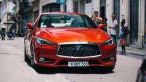 VIDEO - L'Infiniti Q60 Coupé, 1ère voiture neuve américaine à Cuba depuis 58 ans
