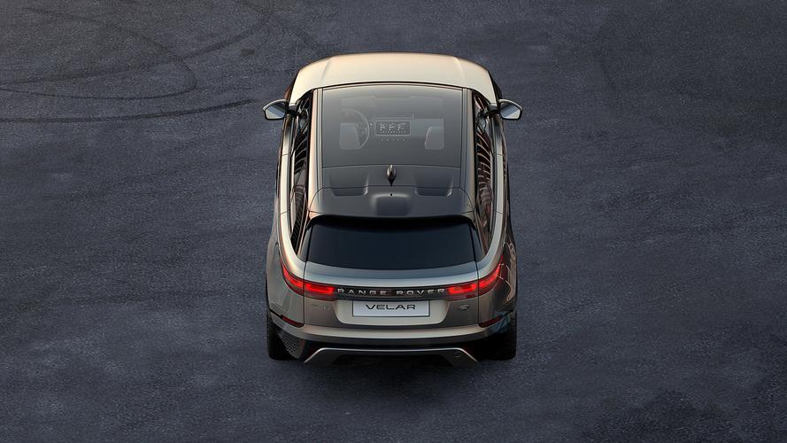 Land Rover mostra um pedacinho do Velar, seu SUV-cupê