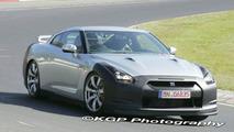 Nissan GT-R on Nurburgring