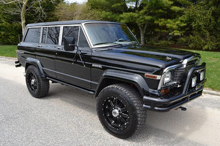 Arnold Schwarzenegger's Governator Jeep Hits the Used Car Market