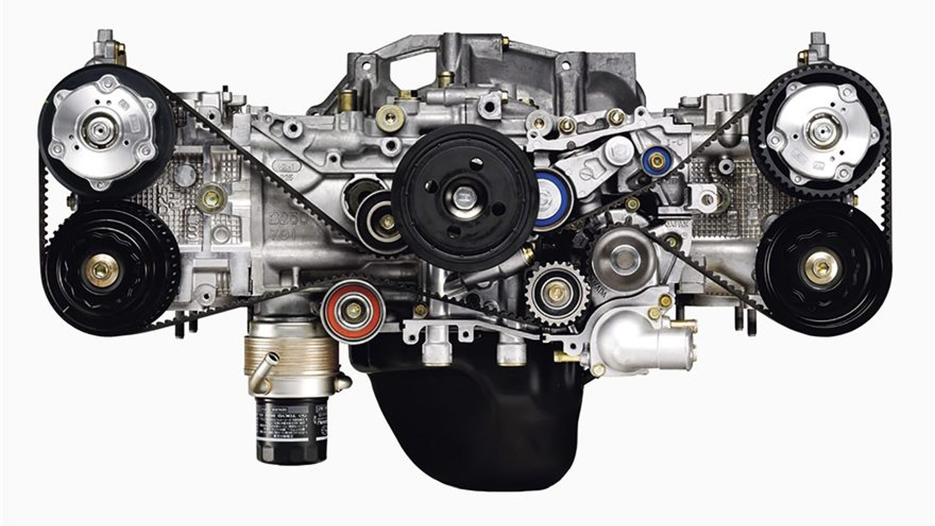 Subaru Celebrates Boxer Engines 50th Anniversary Photo
