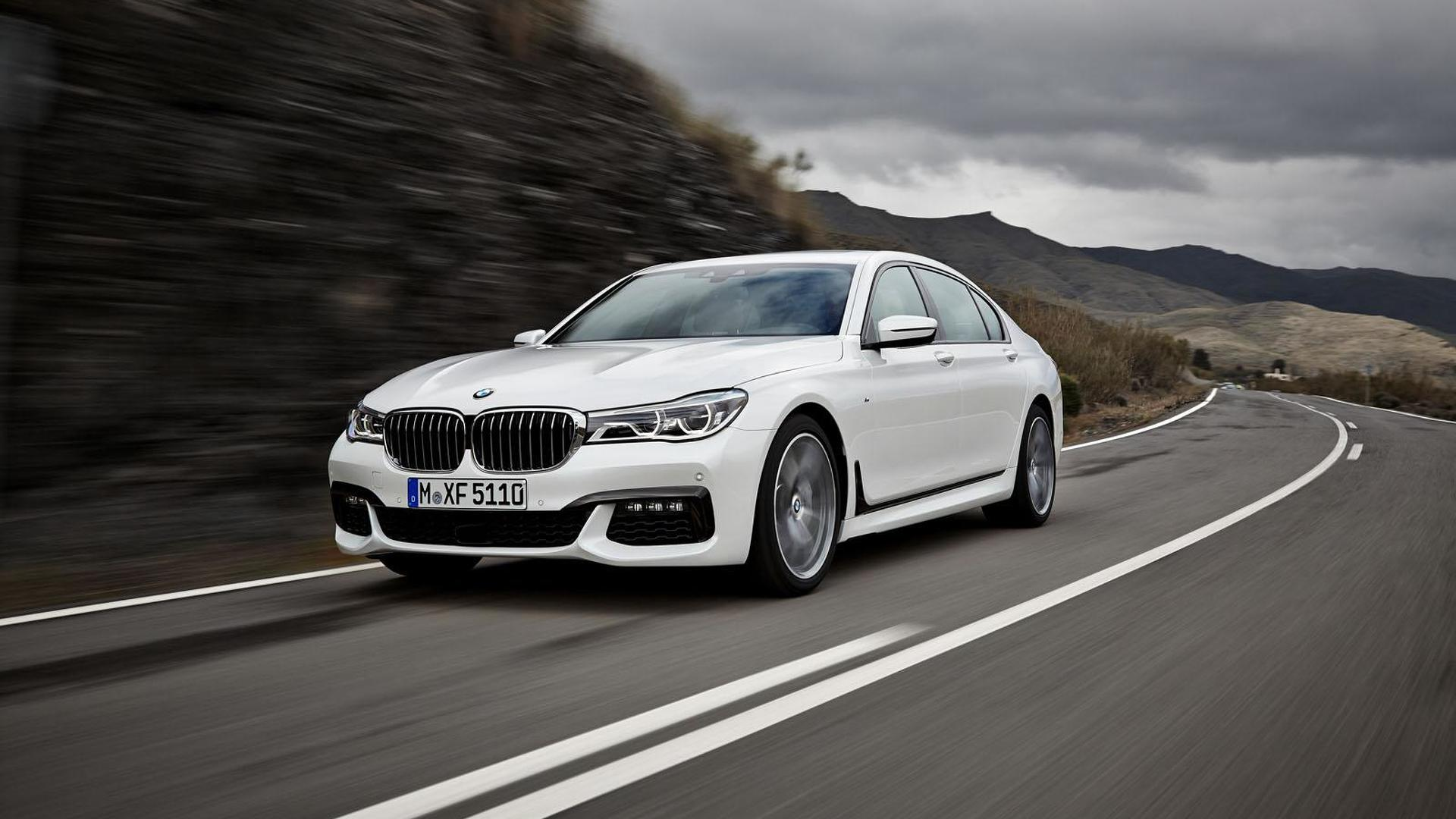 BMW 7-Series M Sport gets detailed