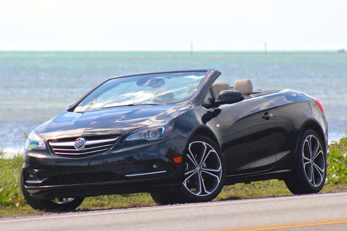 2016 Buick Cascada First Drive
