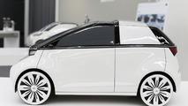Audi LIMO concept by students Victor Diemer and Kentaro Tamamushi from Scuola Politecnica di Design in Milan 26.11.2012