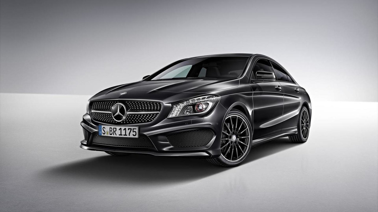 2013 Mercedes-Benz CLA Edition 1