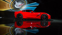 2014 Chevrolet Corvette Stingray C7 live in Detroit