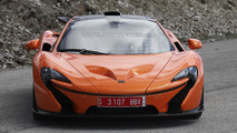 McLaren P1 pre-production 13.06.2013