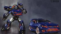 Transformer Falcatron and Ford Falcon 28.08.2012