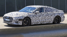 2018 Audi A7 Sportback hides Prologue cues