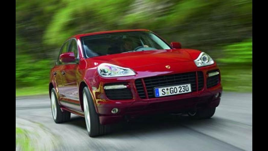 Nova Porsche Cayenne GTS chega mais pontente e esportiva