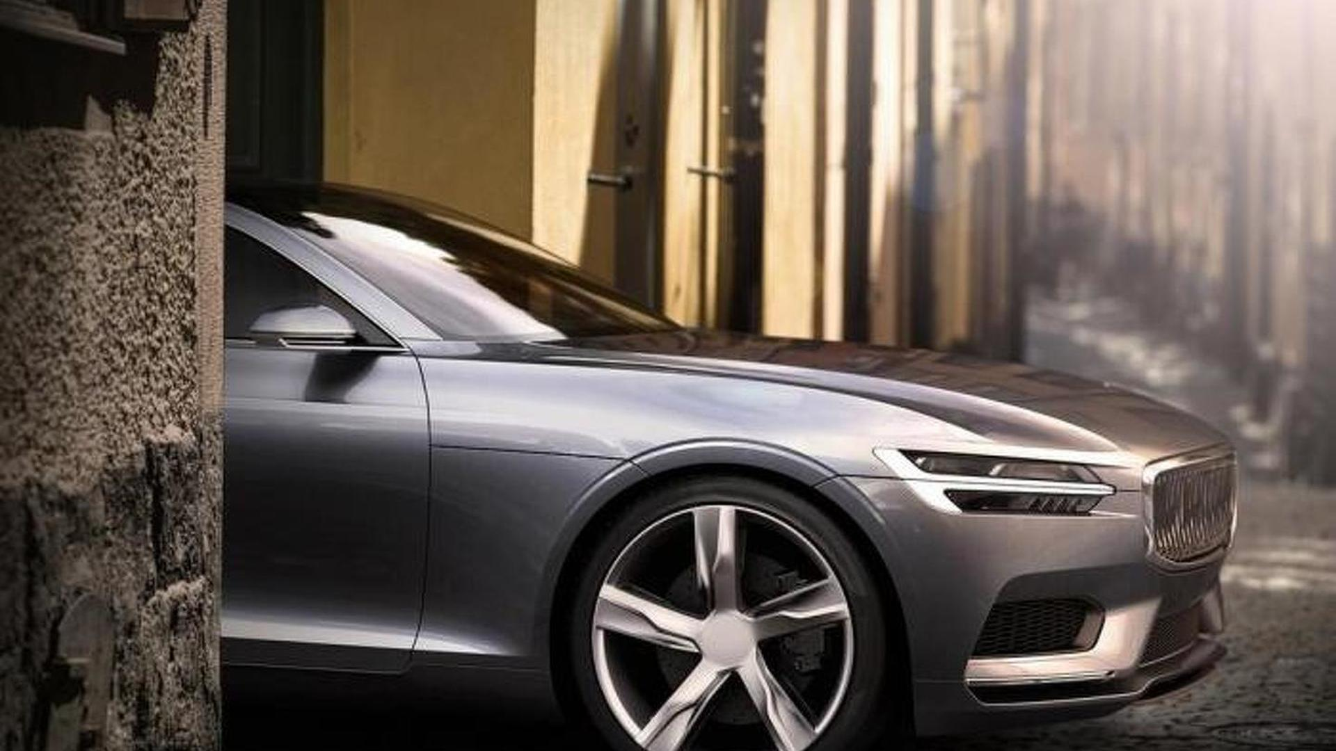 Citroen DS9 concept leaked ?
