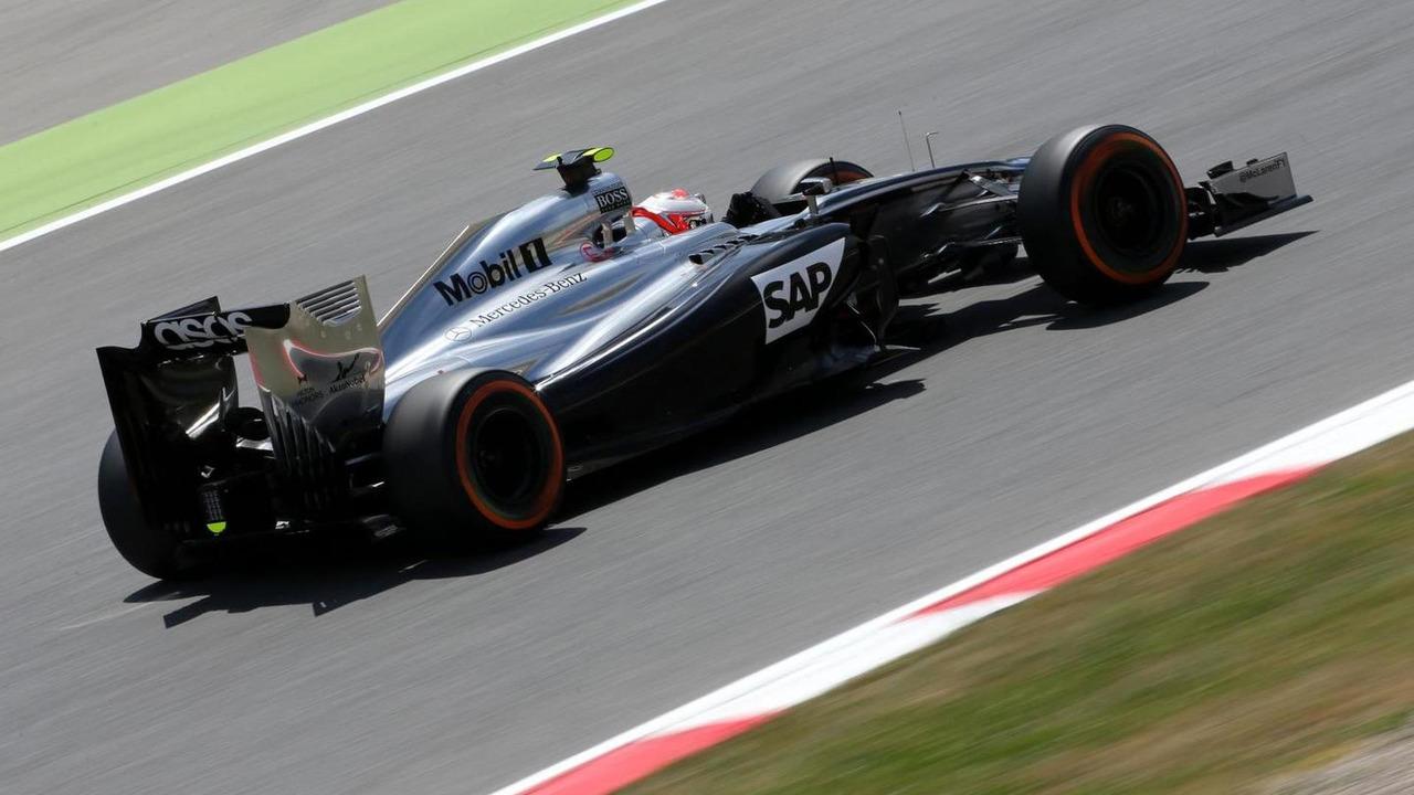 Kevin Magnussen (DEN), 10.05.2014, Spanish Grand Prix, Barcelona / XPB