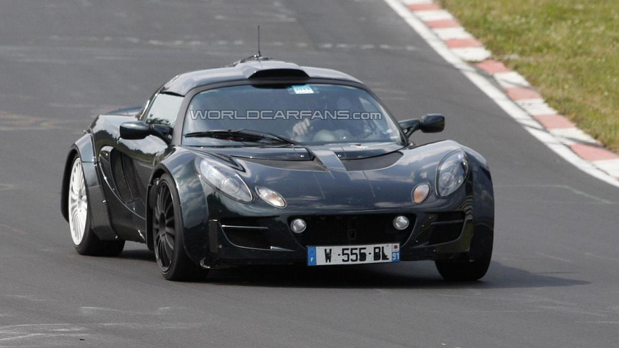 Renault-Caterham sports car joint venture to be terminated - report