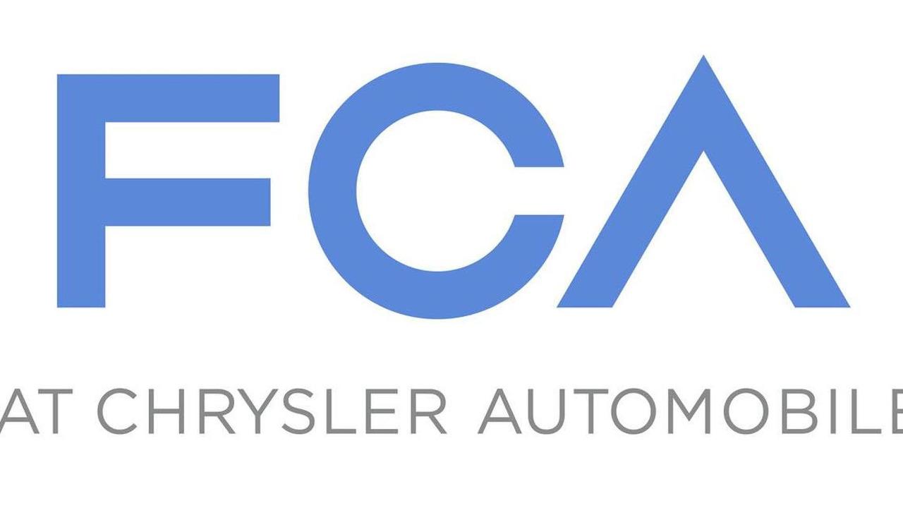 Fiat Chrysler Automobiles (FCA) logo