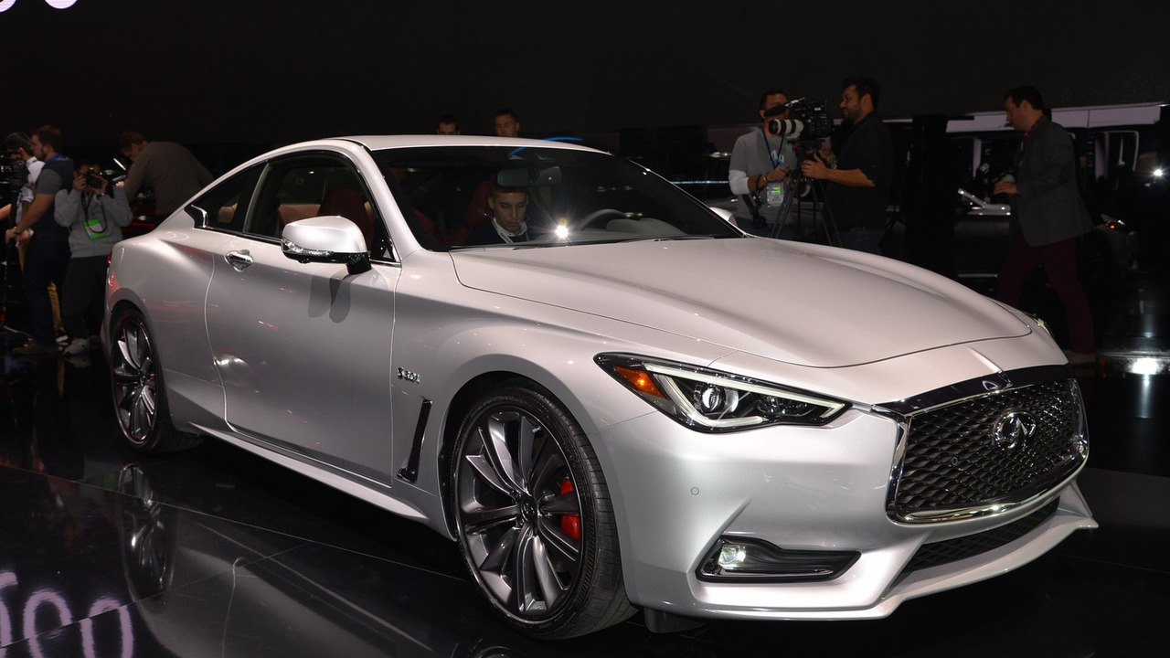 2017 infiniti q60 coupe revealed equipped with twin turbo v6. Black Bedroom Furniture Sets. Home Design Ideas