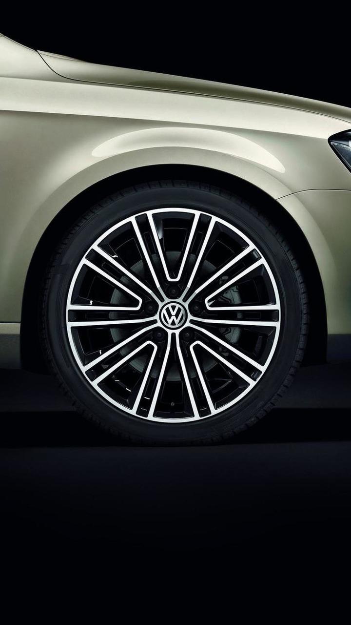 VW Passat Exclusive 17.10.2011