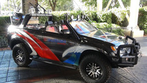 Suzuki Grand Vitara Marine Concept unveiled at SEMA