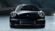Porsche 911 Black Edition comes to life from black ink in latest promo video