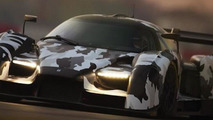 SCG 003 starts for the first time and hits the track [videos]