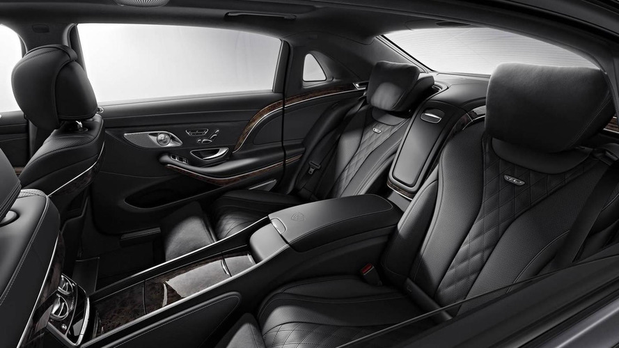 Mercedes-Maybach S-Class new images released