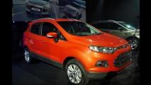 Novo EcoSport 2013 - Ford divulga mais detalhes - Veja fotos do Salão de Pequim