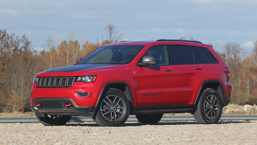 2017 Jeep Grand Cherokee Trailhawk Review: Seriously capable