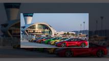 Abu Dhabi dealer creates these eye-searing BMW i8s