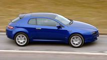 New Alfa Romeo Brera (UK)