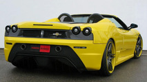 Novitec Rosso Scuderia Spider 16M Photos Surface