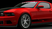 2010 Steeda Q Series Mustang Previewed Ahead of SEMA Debut