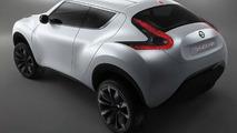 Nissan Qazana Crossver Design Concept