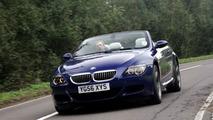 WCF Test Drive: BMW M6 Cabriolet