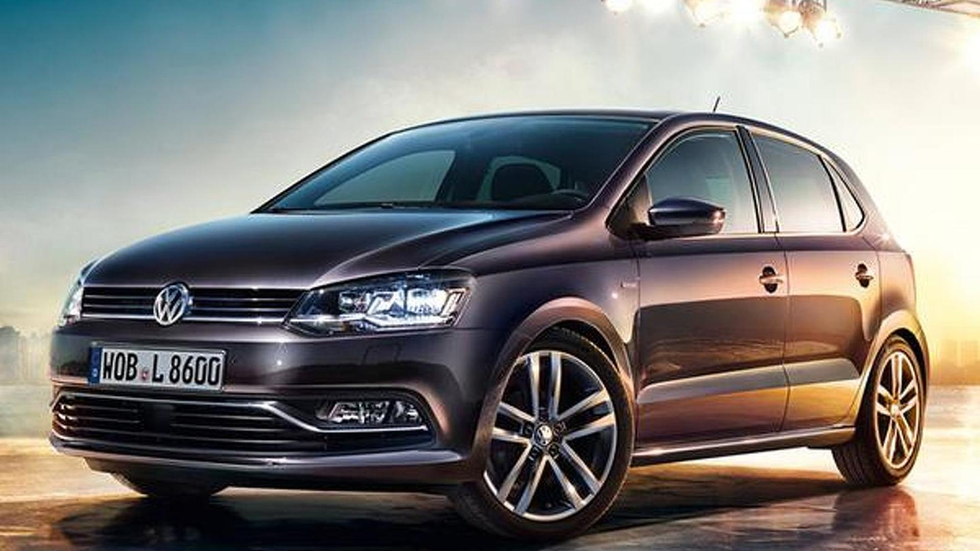 Volkswagen Polo Lounge limited edition introduced in Germany