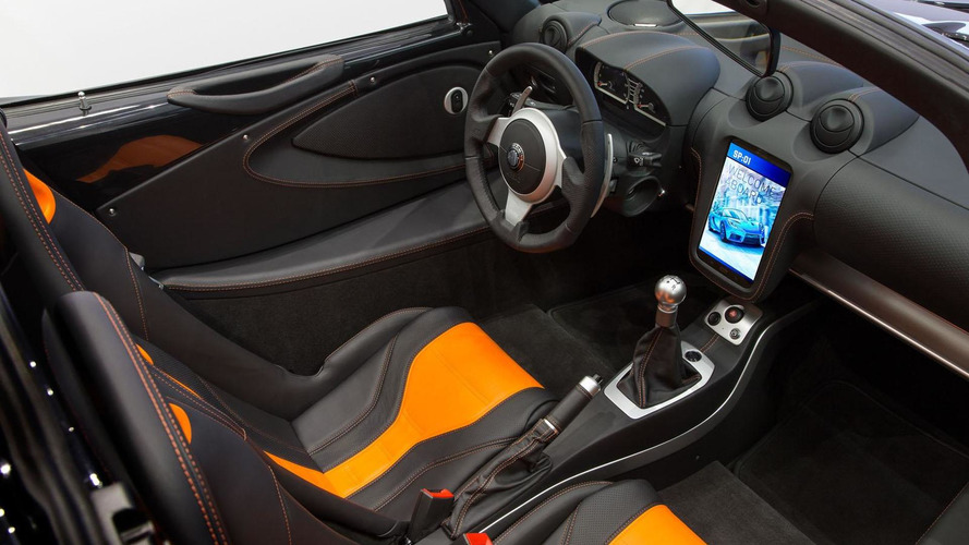 Detroit Electric SP:01 gets detailed, interior photos released