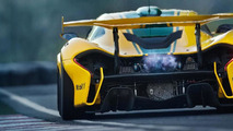 McLaren P1 GTR road-legal conversion allegedly in the works