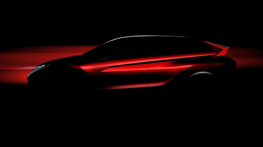Mitsubishi teases new concept for Geneva Motor Show