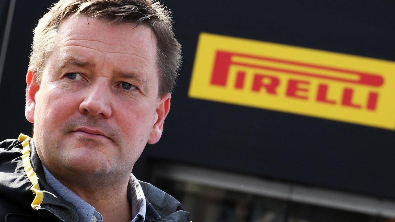 Paul Hembery 05.07.2013 German Grand Prix