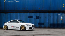 OK-ChipTuning tunes the Audi TT-RS Plus to 453 HP (333 kW)