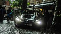 Jeremy Clarkson caught in Belgium enjoying tastes of Mclaren P1 [videos]