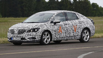 2016 Buick Verano / Excelle spy photo