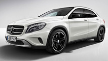 Mercedes-Benz GLA Edition 1 announced