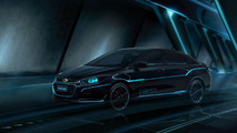 Chevrolet introduces TRON-inspired Cruze concept at Auto China