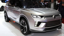 SsangYong SIV-2 debut in Geneva