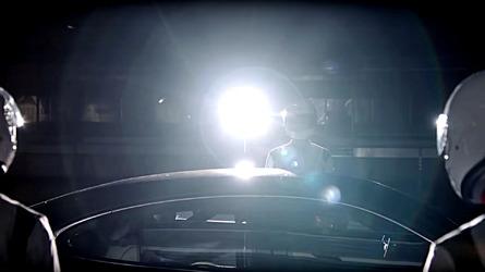 2017 Porsche Panamera new teasers