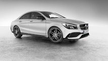 Mercedes-AMG gives the CLA sporty accessories