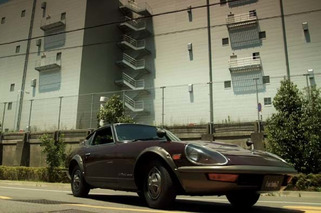 Jay Leno Gets Intimate with the 240Z