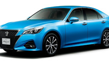 Toyota Crown facelift revealed with cosmetics tweaks and new 2.0-liter turbo engine [videos]