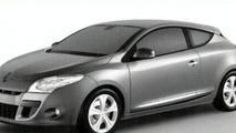 Renault Megane II Coupe