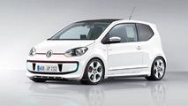 VW up! GTI speculative render